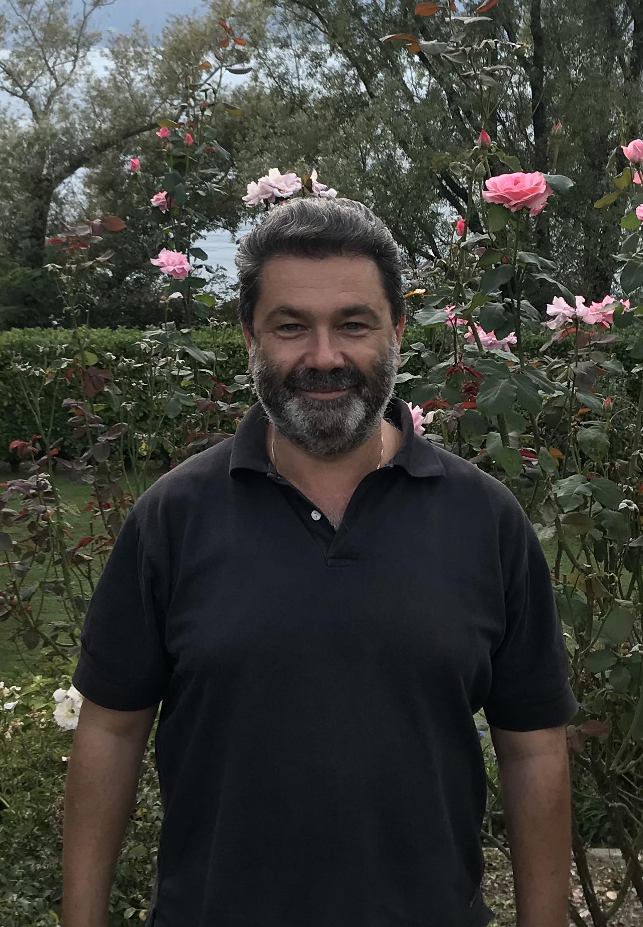 Massimiliano - vicepresidente