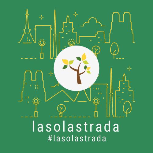 #lasolastrada